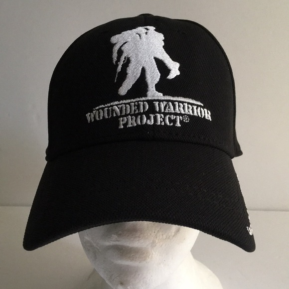 b02e6d4bcce Under Armour Wounded Warrior Project SnapBack Hat.  M 5b6b1abf5fef37ded81ef58b
